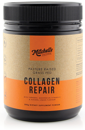 Fast, effective and natural repair.