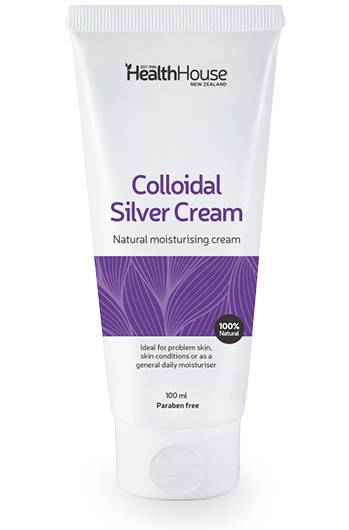 100% natural soothing and moisturising cream.