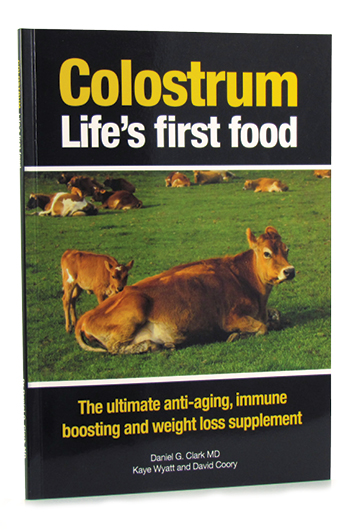 Read about all the benefits of colostrum.
