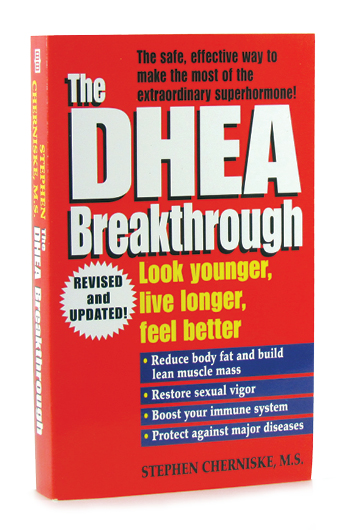 Discover all you need to know about DHEA the natural youth hormone.