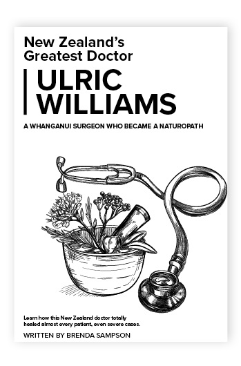 The famous NZ surgeon (who became a Naturopath).