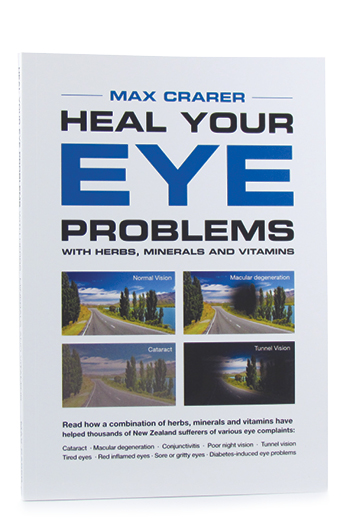 This book explains how to heal and prevent eye disorders naturally.