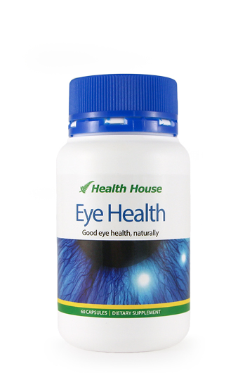 Support your eye health naturally.
