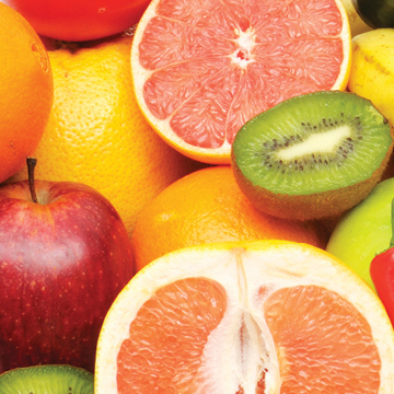 Flavonoids and vitamin C
