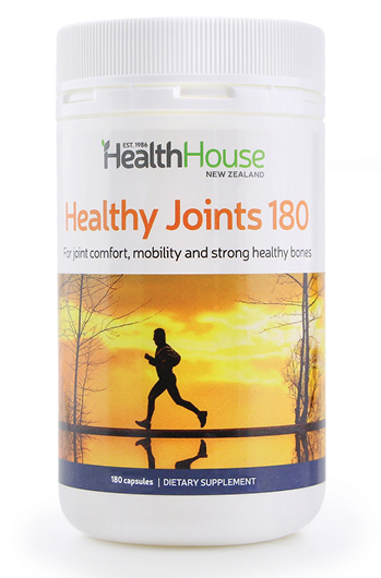 Uncompromising, well balanced joint formula.
