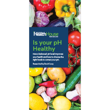 Is your pH Healthy booklet