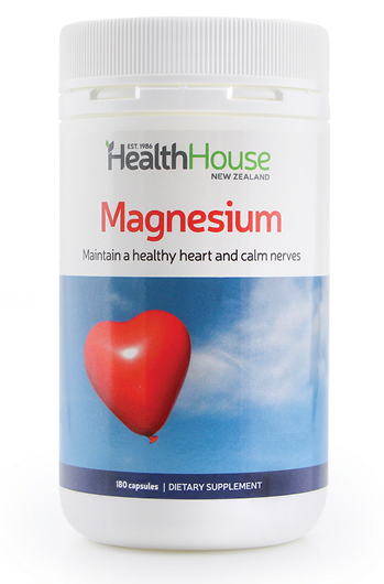 Maintain a healthy heart and calm nerves.
