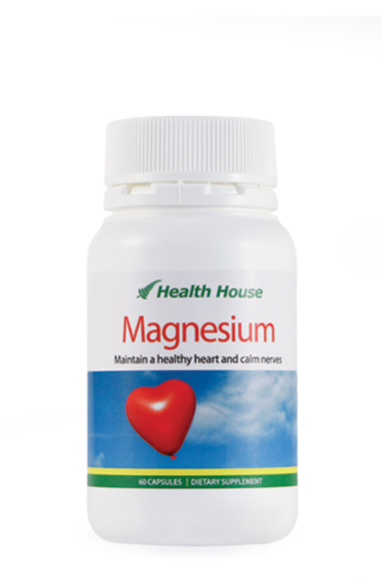 Vital for a healthy heart, relaxed muscles and healthy blood pressure support.