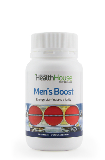 Supercharge your performance and support your prostate health.