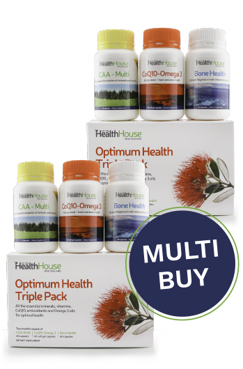 Save $48 off the individual product prices when buying 2+ Triple Packs No Sulphur.