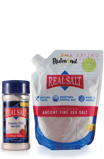 Refill your salt shaker with this mineral-rich, pure sea salt sourced from Utah.