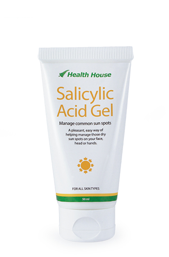 Manage common sun spots on your face, head or hands.