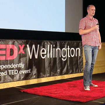 TEDx talk on antibiotic resistance