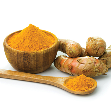 Turmeric for body repair