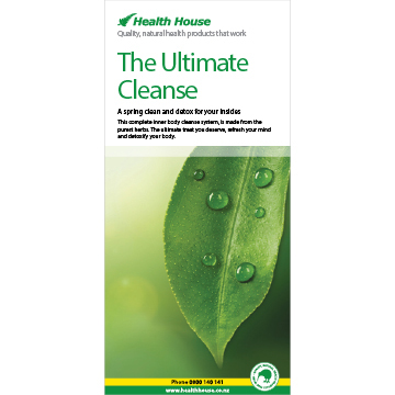 Ultimate Cleanse Kit Booklet
