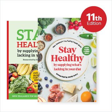 Updating the Stay Healthy Book